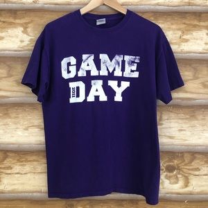 Unauthorized UST GAME DAY Tappin Bennies tee size M
